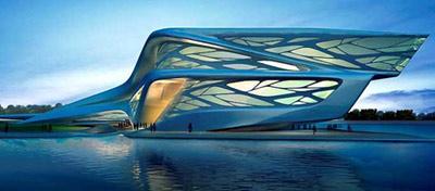 Шедевр современной архитектуры